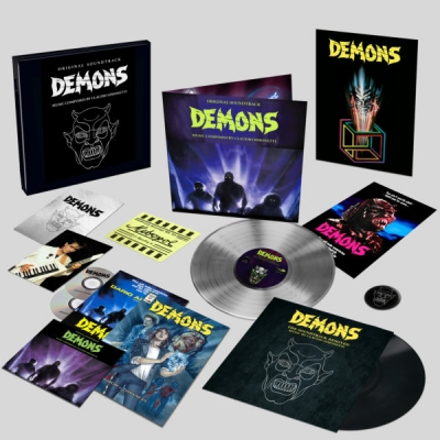 Demons (Limited Deluxe Box)