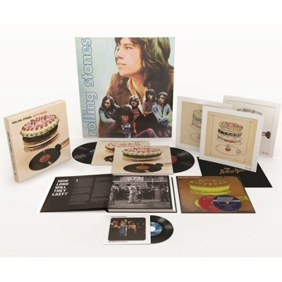Let It Bleed (50th Anniversary Limited Deluxe Edition)(2枚組アナログ+2枚組SACD+7インチシングル)