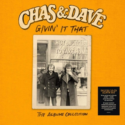 Givin' It That: The Albums Collection (10CD)