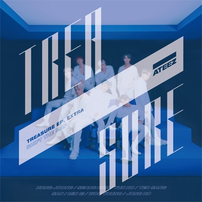 TREASURE EP.EXTRA: Shift The Map 【Type-A】(+DVD)
