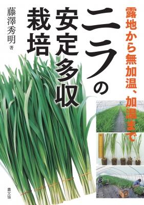 ニラの安定多収栽培 露地から無加温、加温まで