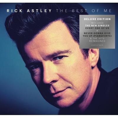 Best Of Me (2CD Hardback Book)