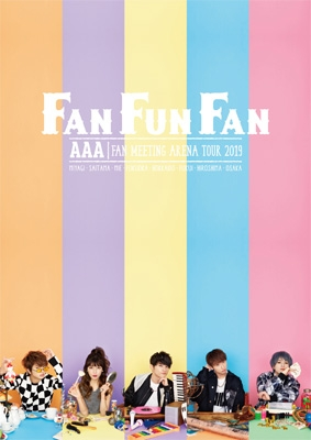 AAA FAN MEETING ARENA TOUR 2019 〜FAN FUN FAN〜