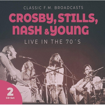 Live In The 70's (2CD)