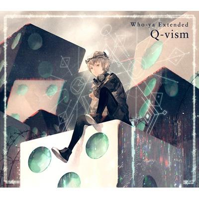 Q-vism 【初回生産限定盤】(+DVD)