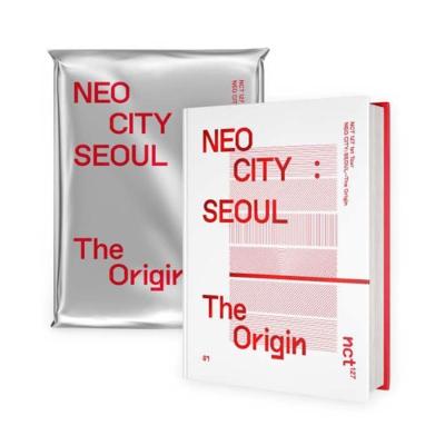 NCT 127 1st Tour NEO CITY : SEOUL -The Origin CONCERT PHOTOBOOK+LIVE ALBUM (BOOK+2CD)