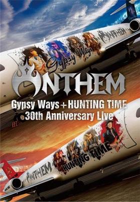 『GYPSY WAYS』+『HUNTING TIME』完全再現 30th Anniversary Live (Blu-ray)