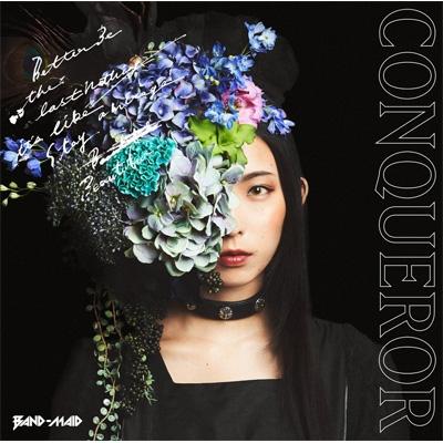 CONQUEROR 【初回生産限定盤B】(+DVD)