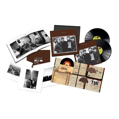 """Band: 50th Anniversary <Super Deluxe Edition>(2CD+2LP+7""""+Blu-ray)"""