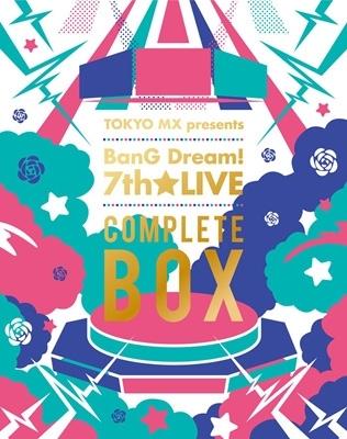 TOKYO MX presents「BanG Dream! 7th☆LIVE」COMPLETE BOX