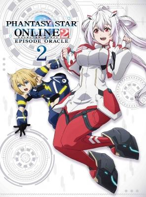 ファンタシースターオンライン2 エピソード・オラクル 第2巻 Blu-ray 初回限定版