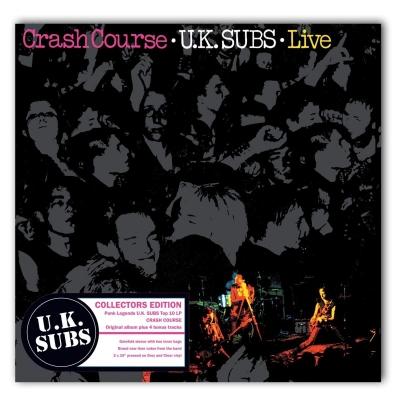 Crash Course: Live (10インチアナログレコード)