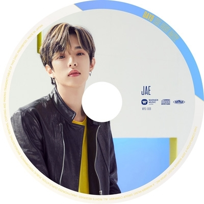 THE BEST DAY2 <ピクチャーレーベル盤>(JAE ver.)