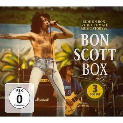 Bon Scott Box (2CD+DVD)