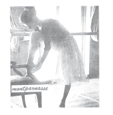 Montparnasse (12インチシングルレコード)