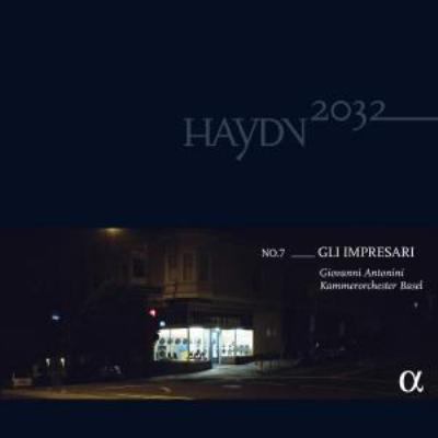 ハイドン:交響曲第9番、第65番、第67番、モーツァルト:『エジプトの王タモス』5つの楽章 アントニーニ&バーゼル室内管弦楽団 (2枚組アナログレコード)
