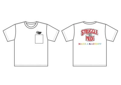 【XLサイズ】SFP×Slowly コラボ ポケットTシャツ