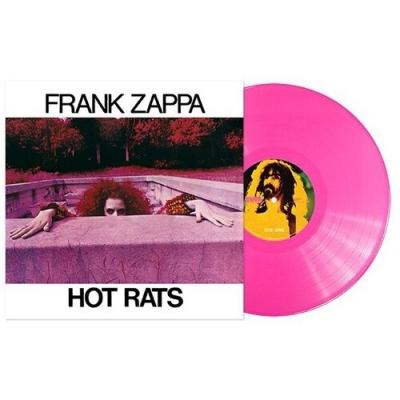 Hot Rats: 50th Anniversary (ピンクヴァイナル仕様/180グラム重量盤レコード)