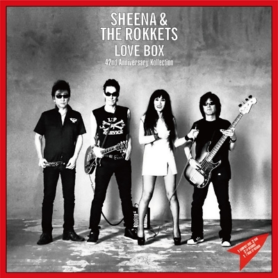 LOVE BOX -42nd Anniversary Kollection-【完全受注生産限定BOX】