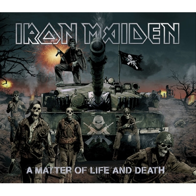 A Matter Of Life And Death (Studio Collection Remastered)