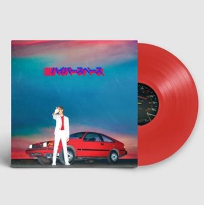 Hyperspace 【HMV限定販売】(レッド・カラーヴァイナル仕様アナログレコード)
