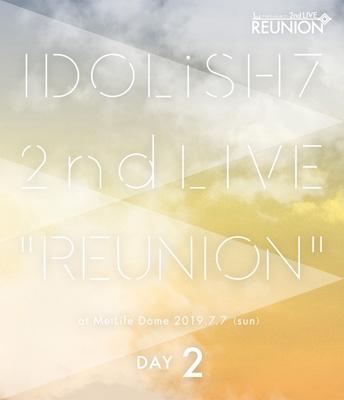 アイドリッシュセブン 2nd LIVE「REUNION」 DAY2 (Blu-ray)