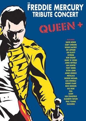 Freddie Mercury Tribute Concert 〜Extended Version (Blu-ray)