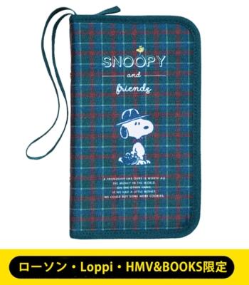 SNOOPY やりくり上手のマルチポーチ BOOK
