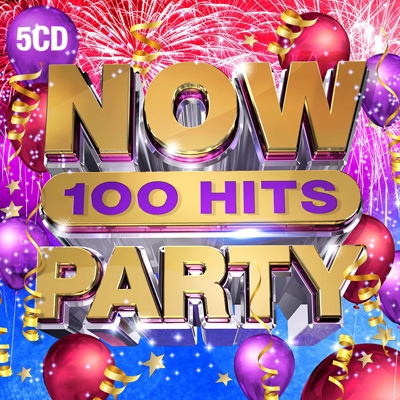 Now 100 Hits Party (5CD)
