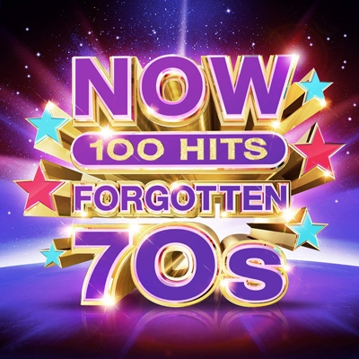 Now 100 Hits Forgotten 70s (5CD)