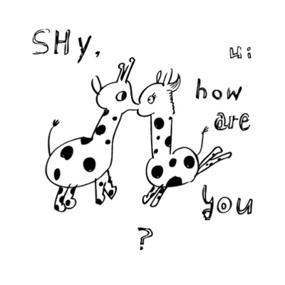 Shy,how are you? (ホワイト・ヴァイナル仕様/アナログレコード)