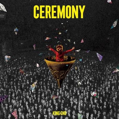 CEREMONY 【初回生産限定盤】(+Blu-ray)