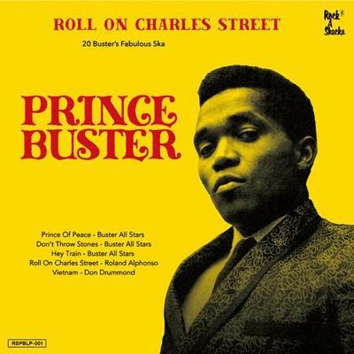Roll On Charles Street -Prince Buster Ska Selection