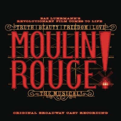 ムーラン・ルージュ Moulin Rouge: The Musical オリジナルサウンドトラック (カラーヴァイナル仕様/2枚組アナログレコード)