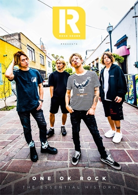 ROCK SOUND presents:ONE OK ROCK The Essential History
