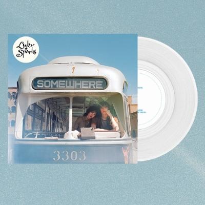 Somewhere (クリア・ヴァイナル仕様/7インチシングルレコード)