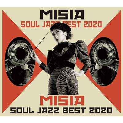MISIA SOUL JAZZ BEST 2020 【初回生産限定盤A】(+Blu-ray)