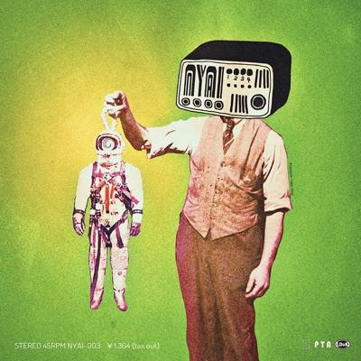 Pomason / tape drug 【700枚限定】(7インチシングルレコード)