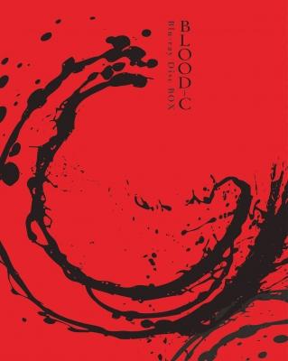 BLOOD-C Blu-ray Disc BOX 【完全生産限定版】