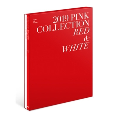 5th Concert: PINK COLLECTION [RED&WHITE] 2019 DVD (+Photobook)