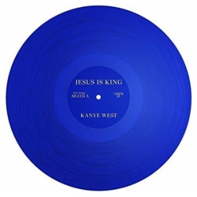 Jesus Is King (アナログレコード)