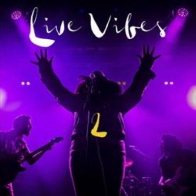 Live Vibes 2【2019 RECORD STORE DAY BLACK FRIDAY 限定盤】(アナログレコード)