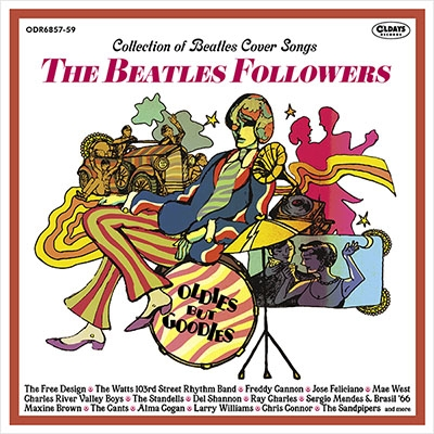 Beatles Followers -Collection Of Beatles Cover Songs -(3CD)