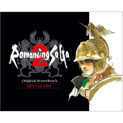 Romancing SaGa 2 Original Soundtrack Revival Disc 【映像付サントラ/Blu-ray Disc Music】