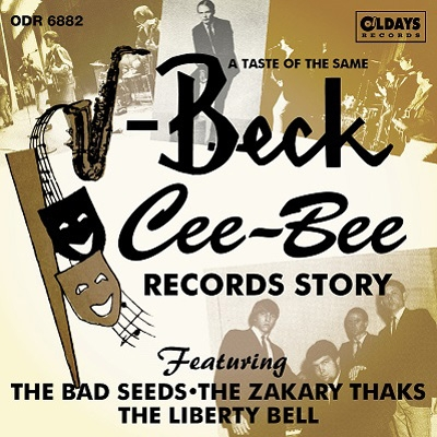 A Taste Of The Same J-beck / Cee-bee Records Story