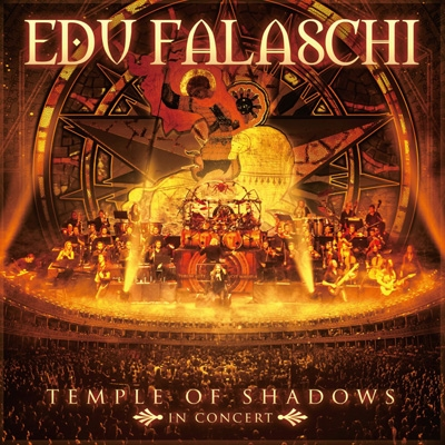 Temple of Shadows in Concert (2CD+DVD)