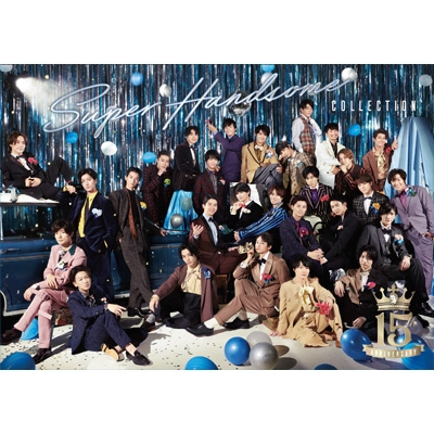 15 th Anniversary SUPER HANDSOME COLLECTION 「JUMP↑」