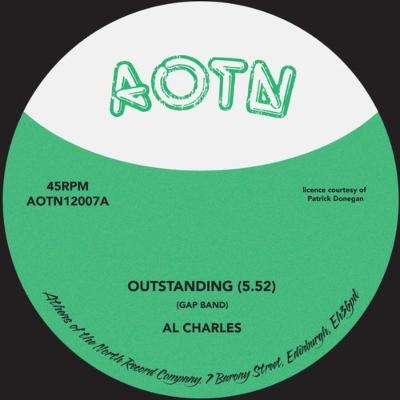 Outstanding (12インチシングルレコード/Athens of the North)