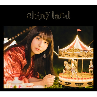 shiny land 【初回生産限定盤】(+DVD)