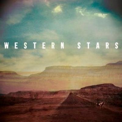 Western Stars【2019 RECORD STORE DAY BLACK FRIDAY 限定盤】 (カラーヴァイナル仕様/7インチアナログレコード)